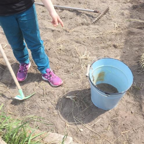 Gartenarbeit I